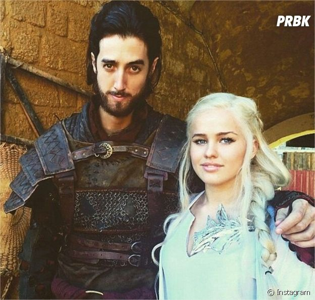 Game of Thrones : Rosie Mac et Ignacio Blanco ont été en couple