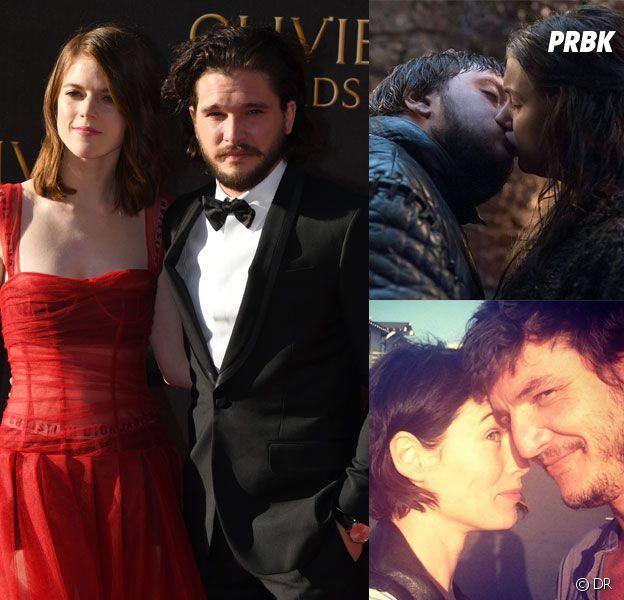 Game of Thrones saison 7 : 8 couples qui se sont formés sur le tournage