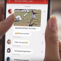 Youtube lance la messagerie sur son application mobile