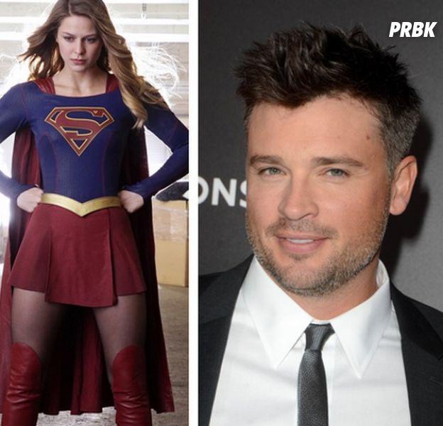 Supergirl saison 3 : Tom Welling (Smallville) au casting ?