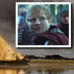 Game of Thrones saison 7 : Ed Sheeran brûlé par le dragon de Daenerys ? La réponse