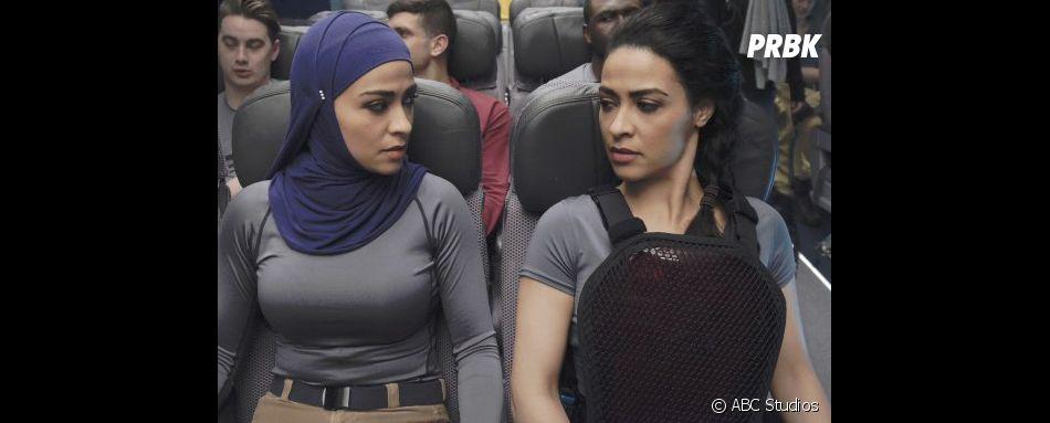 Quantico saison 3 : Yasmine Al Massri quitte la série