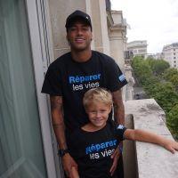 Neymar : son fils Davi Lucca est trop mignon... mais ne lui ressemble pas !