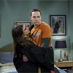 The Big Bang Theory saison 11 : la réponse d'Amy à Sheldon repoussée dans le temps ?