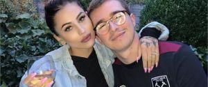 Jimmy Labeeu et Gaelle Garcia Diaz annoncent leur futur mariage 💍💕