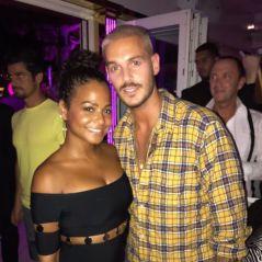 M. Pokora et Christina Milian en couple : il s'enflamme pour sa belle sur Instagram