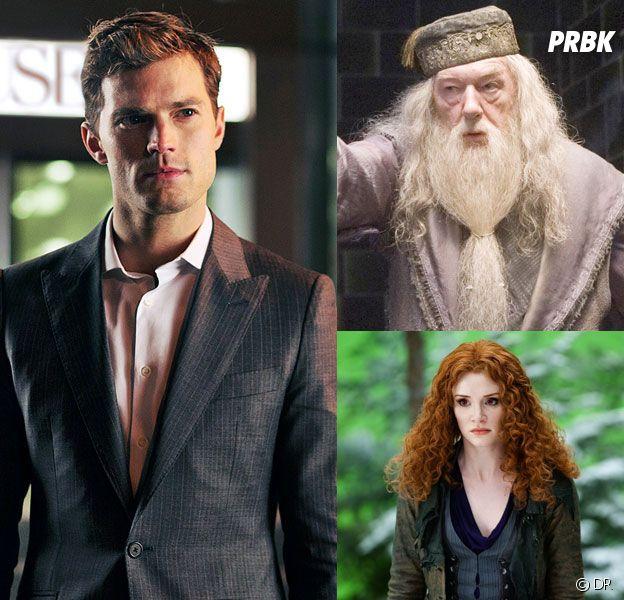 Fifty Shades of Grey, Harry Potter... 8 films qui ont changé d'acteurs en cours de route