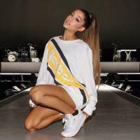 Ariana Grande nouvelle égérie canon de Reebok