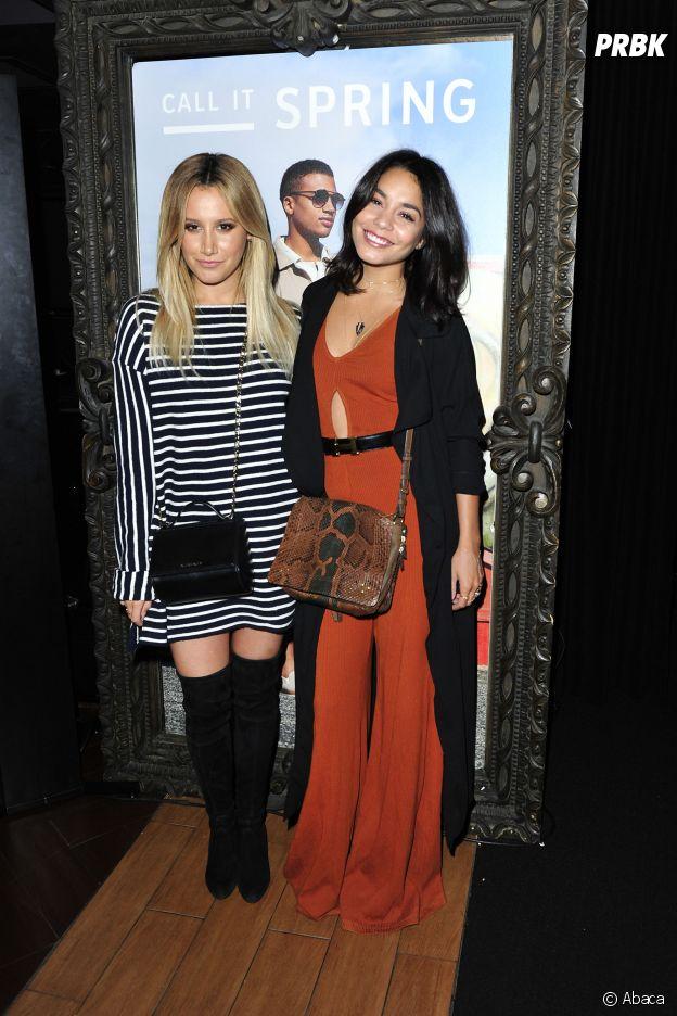 Ashley Tisdale et Vanessa Hudgens amies dans la vie