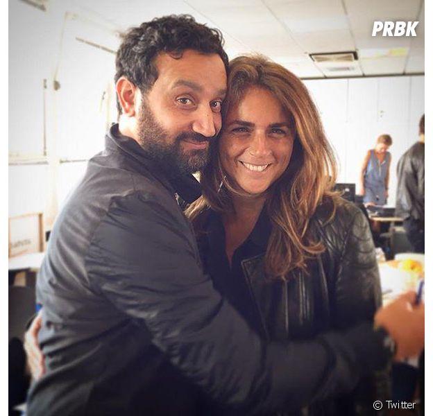 Cyril Hanouna et Valérie Benaïm sont amis de longue date