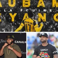 La Fouine VS Booba : Aubameyang se mêle au clash et s'énerve