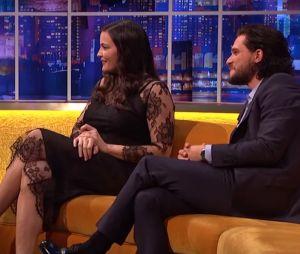 Kit Harington et Rose Leslie fiancés : l'acteur raconte qu'une mauvaise blague a failli les faire rompre !