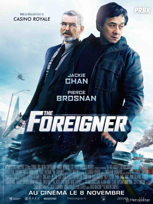 L'affiche de The Foreigner.