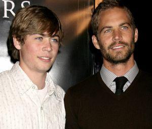 Paul Walker et son frère Cody Walker en 2006.