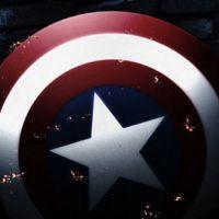 Captain America et Thor ... les photos des logos officiels