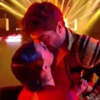 Agustin Galiana (Danse avec les stars 8) et Candice Pascal : un baiser torride... mais gênant ?