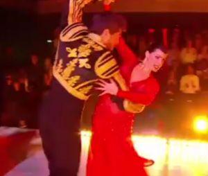 Danse avec les stars 8 : Agustin Galiana et Candice Pascal échangent un baiser torride !