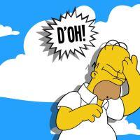 """Les Simpson : combien de """"D'oh"""" prononcés par Homer ? Le résultat hallucinant"""