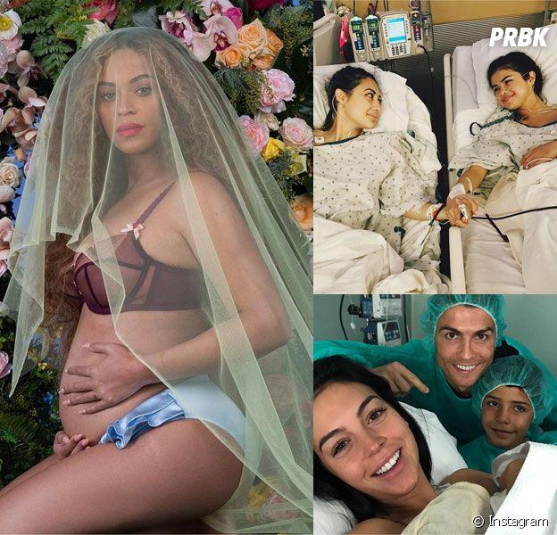 Selena Gomez, Cristiano Ronaldo, Beyoncé... le top 10 des photos les plus likées sur Instagram en 2017