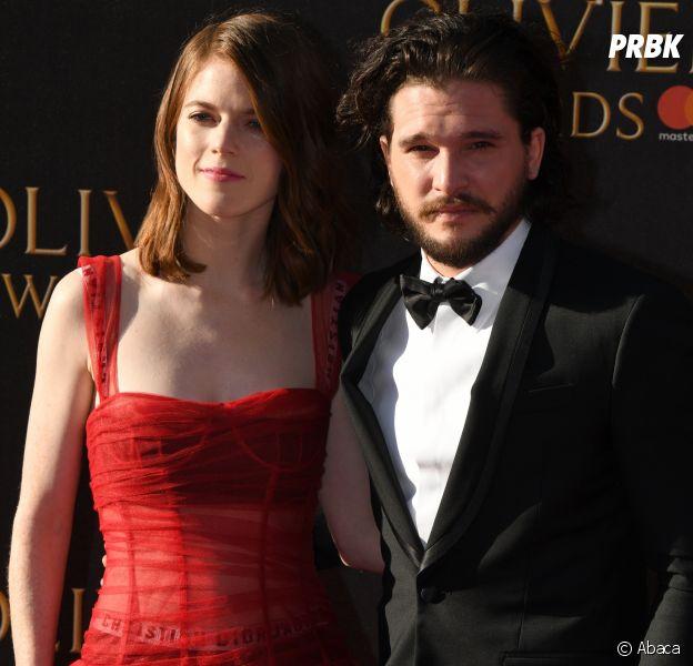 Kit Harington (Game of Thrones) séparé de Rose Leslie ? Elle ne porte plus sa bague de fiançailles !