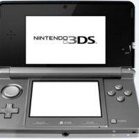 3DS ... nintendo lance le jeu en 3D sans lunettes