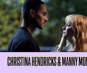 Christina Hendricks et Manny Montana de Good Girls se détestaient