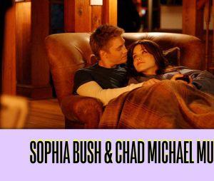 Sophia Bush et Chad Michael Murray : ces duos de séries qui ne s'aiment pas dans la vie