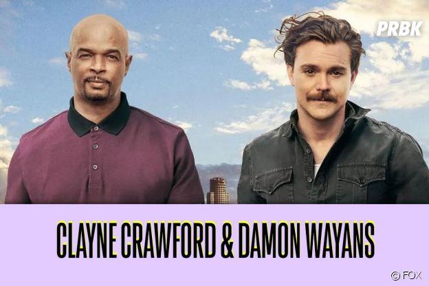 Ces duos qui ne s'aiment pas dans la vie : Clayne Crawford et Damon Wayans de L'Arme Fatale
