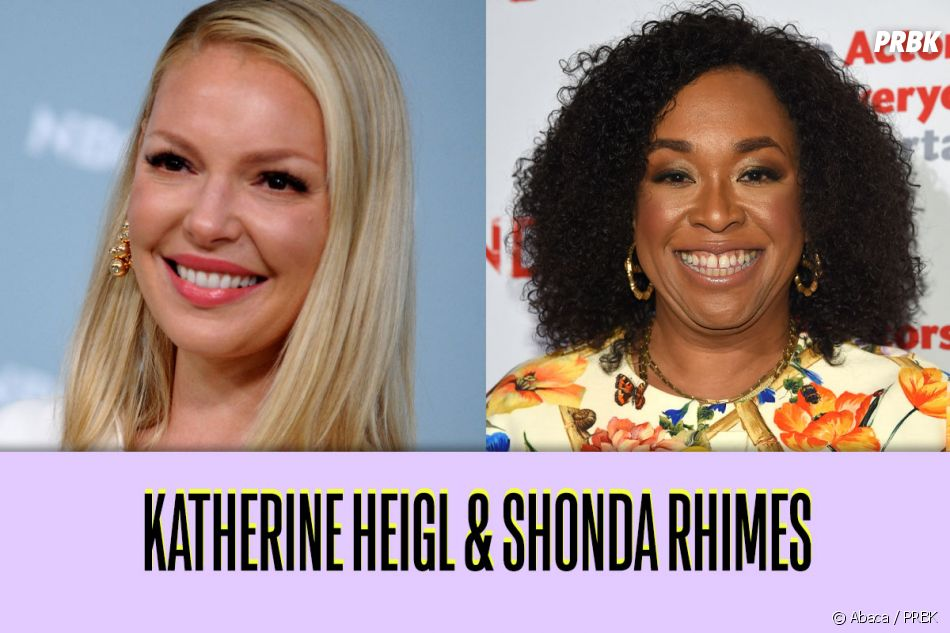 Katherine Heigl et Shonda Rhimes : ces duos de séries qui ne s'aiment pas dans la vie