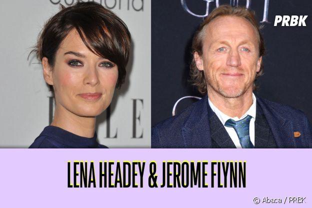 Lena Headey et Jerome Flynn : ces duos de séries qui ne s'aiment pas dans la vie