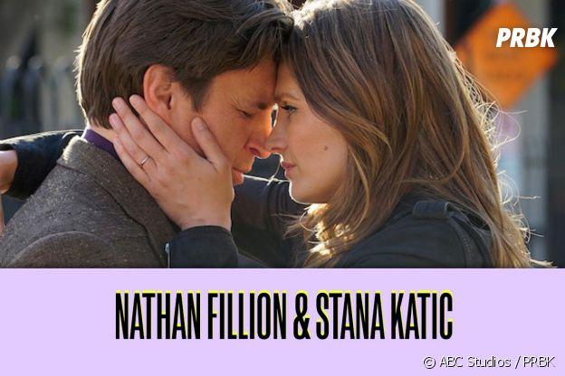 Stana Katic et Nathan Fillion : ces duos de séries qui ne s'aiment pas dans la vie