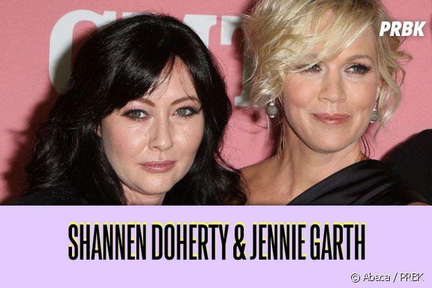 Shannen Doherty et Jennie Garth : ces duos de séries qui ne s'aiment pas dans la vie