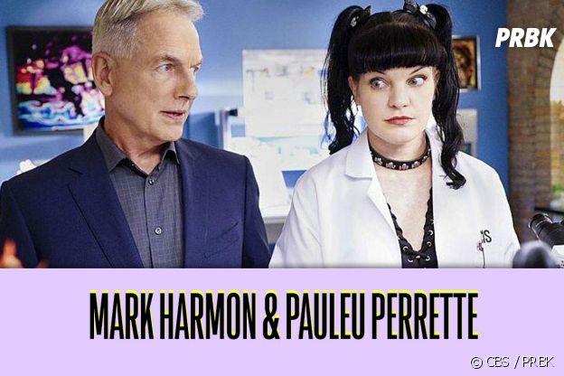 Ces duos de séries qui ne s'aiment pas dans la vie : Mark Harmon et Pauley Perrette