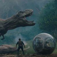 Jurassic World 2 - Fallen Kingdom : Chris Pratt sauve les dinosaures dans une bande-annonce intense