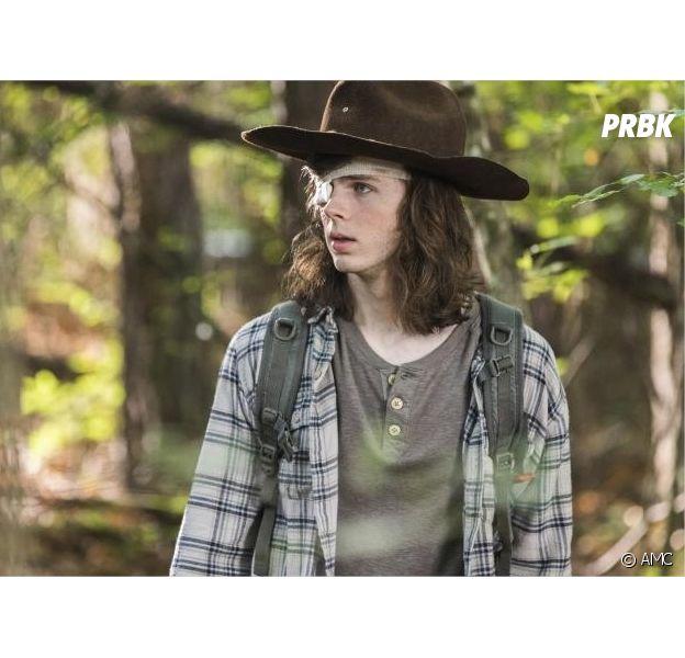The Walking Dead saison 8 : Chandler Riggs a-t-il annoncé la fin de la série sans le vouloir ?