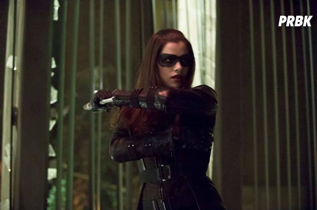 Arrow saison 6 : The Huntress de retour ?