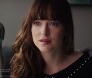 Ffity Shades Freed : Ana apprend une étonnante nouvelle dans la bande-annonce du film
