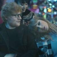 """Clip """"End Game"""" : Taylor Swift et Ed Sheeran à Tokyo pour une soirée karaoké 🎤"""