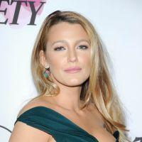 Blake Lively : fini le blond, elle se teint les cheveux en noir... (pour un film)