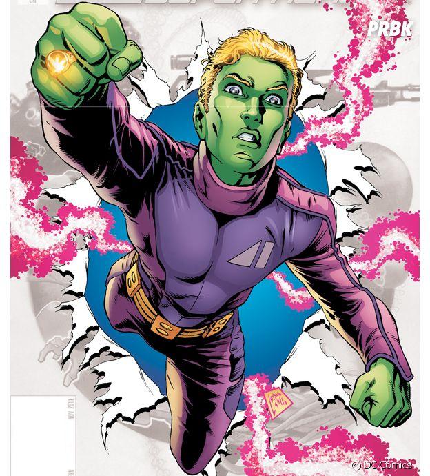 Supergirl saison 3 : Brainiac 5 dans les comics