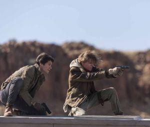 Le Labyrinthe 3 : Dylan O'Brien et Thomas Brodie-Sangster