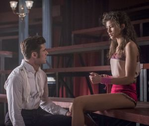 Zac Efron et Zendaya dans The Greatest Showman