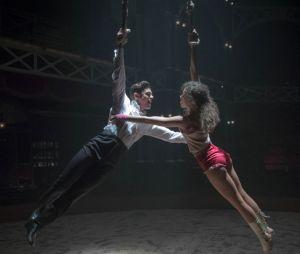 Zac Efron et Zendaya dans The Greatest Showman