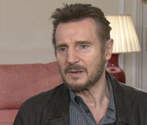 interview de Liam Neeson pour le film The Passenger.