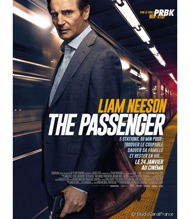 The Passenger avec Liam Neeson au cinéma dès le 24 janvier.