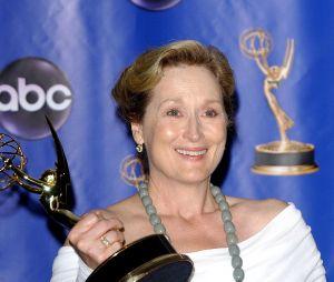 Meryl Streep déjà récompensée aux Emmy Awards