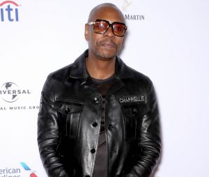 Dave Chappelle en sneakers aux Grammy Awards 2018 !
