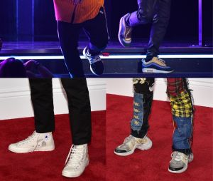 Bruno Mars, Jaden Smith, Tyler The Creator... Les sneakers s'invitent aux Grammy Awards 2018 !