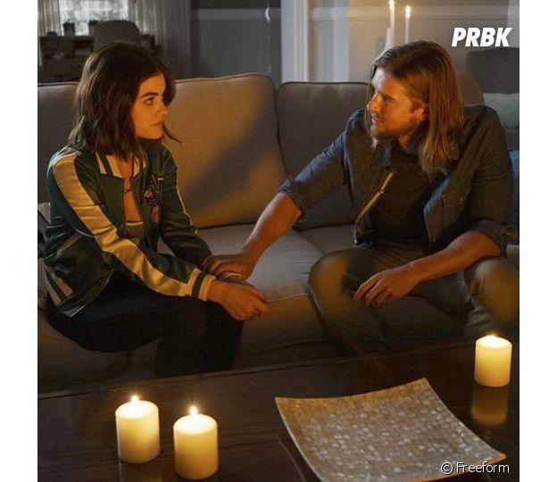 Ces couples de séries dont on aurait pu se passer : Aria et Jason dans Pretty Little Liars