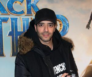 Black Panther : Tarek Boudali à l'avant-première au Grand Rex de Paris